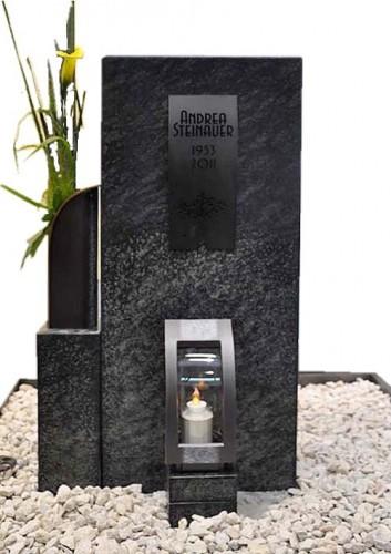 grafsteen zwart gezoet